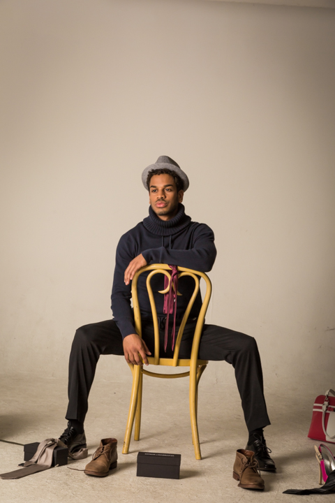 The Man, The Chair.... and The Hat (5)