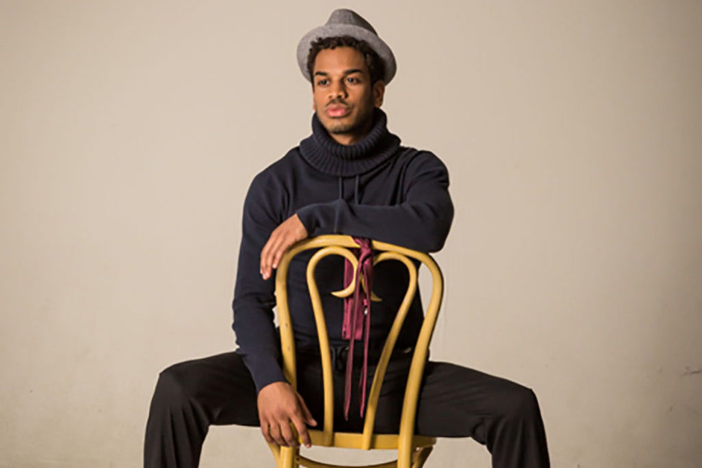 Luis Alves - The Man, the Chair and the Hat